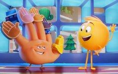 TAVO VAIKO premjeroje – animacinė komedija EMODŽI FILMAS