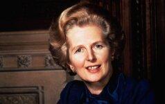 Margaret Thatcher: išgelbėjo Britaniją, bet nuvylė savo vaikus