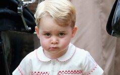 Mažasis princas vėl atsidūrė dėmesio centre (PAPILDYTA)