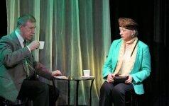 В Вильнюсе выступит Русский театр Дании