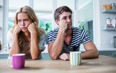 Kas iš tiesų nutinka, kai žmonės 3 metus pragyvena santuokoje