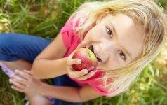 Nevalgus vaikas: gudrybės, kaip jį sveikai pamaitinti