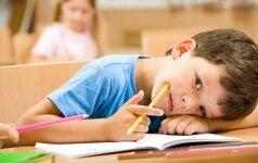Kad vaikui sektųsi mokykloje, tėvai turi nedaryti šių klaidų