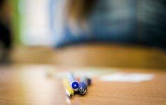 Buvusi dailės mokytoja sugėdino lietuvių kalbos mokančią kolegę