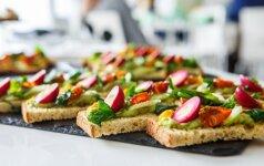 V. Kurpienė: sumuštiniai gali būti ir maistingi
