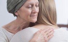 Kaip galime sumažinti riziką susirgti vėžiu