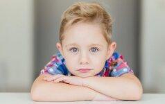7 dažniausi vaikų ir paauglių sveikatos sutrikimai