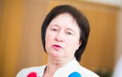 У оппозиции есть основания для интерпелляции Балтрайтене