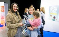 """Konferencijoje """"Atsakinga tėvystė"""" žinių apie vaikus semiasi smalsūs ir rūpestingi tėvai FOTO, VIDEO"""
