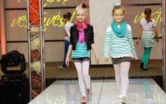 Vaikų mada Lietuvoje: nuotaikingas laisvalaikio stilius FOTO