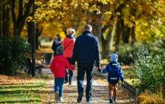 Kauniečiai kviečiami į nemokamus pozityvios tėvystės mokymus