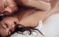 Šeši įtraukiantys N-18 filmai erotiškam vakarui