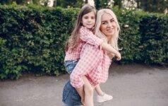 Norite savo vaikui būti geriausia draugė? O kas jam bus mama?