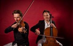 Kristupo vasaros festivalyje – daugiau nei 40 susitikimų su įdomiausiais pasaulio muzikais