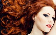 Laimėk GLISS KUR rinkinį dažytiems plaukams