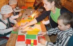 Stakliškių gimnazija Vasario 16-ąją paminėjo netradiciškai