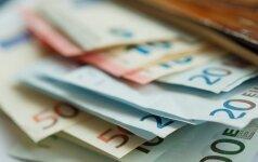 Жители Литвы все больше доходов получают от капитала