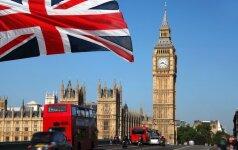 Mėnuo Londone: su nerimu širdy Išsiskyrusios 4 vaikų mamos dienoraštis