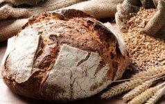 Į ką atsižvelgti renkantis duoną? 2 duonos receptai