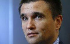 Литву посетит глава МИД Украины Павел Климкин