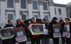 Верховный суд отменил приговор и освободил Ильдара Дадина