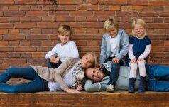 3 vaikų šeima: rimtai galvojame apie vyro sterilizavimą