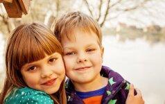 Paaiškėjo, kuris vaikas šeimoje linkęs labiau sirgti