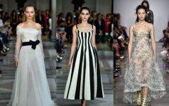 Ar matei, kokios nuostabios suknelės pristatytos Niujorko mados savaitėje?