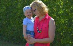 Tapusi mama Laura rado mėgstamą veiklą, kuri palengvina kitų jaunų tėvų gyvenimą