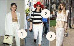 10 dalių pavasario / vasaros garderobas: ką turite, o ko dar trūksta?
