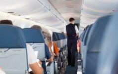 Повседневность литовских стюардов: рассказали, с чем приходится сталкиваться