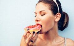 Maistas, kuris mažina stresą ir nekenkia kūno linijoms