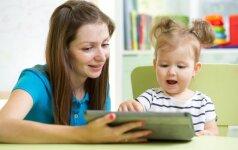 Kodėl vaikus auginančios mamos imasi rašyti tinklaraščius?