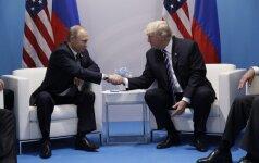 Пресса США: Трампу все равно, что скажут СМИ о его отношениях с Путиным
