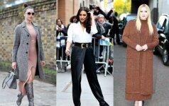 5 drabužių deriniai, kurie padės atrodyti lieknesnei