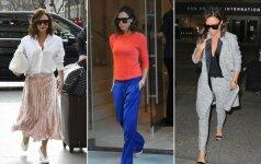 Victoria'os Beckham stiliaus triukai, kuriuos galėsite pritaikyti jau šiandien