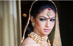 Indijos moterų gyvenimas: vyrai tik geroms mergaitėms