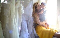 """Viktorija Prokofjeva: pagimdžiusi iškart pasakiau: """"Daugiau jokių vaikų..."""""""