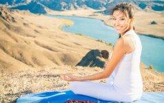 5 Tibeto pratimai ‒ atsikratyk kilogramų, stiprink sveikatą, susigrąžink gyvenimo džiaugsmą