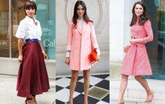 Stiliaus taisyklės, kurių laikosi tikros damos