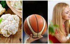 Olimpinė apranga, kalafiorai ir Motinos diena: kas šiuo metu svarbiausia Lietuvai?