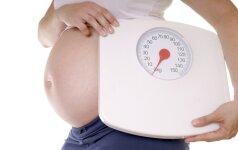 Kaip po gimdymo atsikratyti nereikalingų kilogramų 5 mamų patirtis