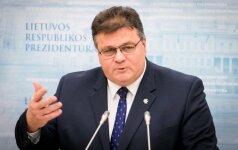 Глава МИД Литвы: после выборов хочется по-новому взглянуть на отношения с Польшей