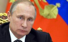 Путин: Россия проведет отдельные игры для своих паралимпийцев