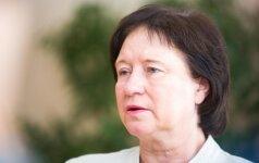 Балтрайтене приносит извинения латвийскому министру за параноидальные страхи в Литве