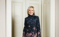Dizainerė Audronė Bunikienė pristato jaunatviškų paltų kolekciją