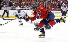 Чемпионат НХЛ: Овечкин продлил результативную серию