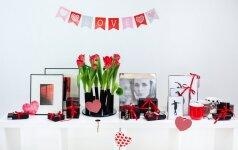 """Mielos išskirtinio dizaino dovanos šv. Valentino dienai – iš """"C&D Style"""""""