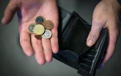 Евростат: в декабре годовая инфляция в Литве составила 2%