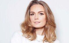 Jurgita Jurkutė-Širvaitė apie tai, kokia moteris yra graži